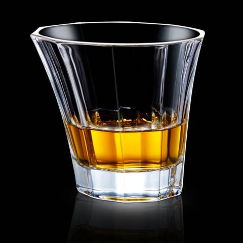 This is a type G whiskey glass cup.