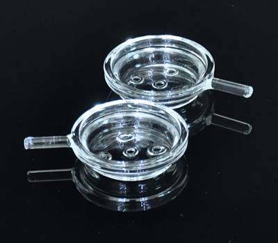 There are two glass hookah screens that are used in glass hookah.